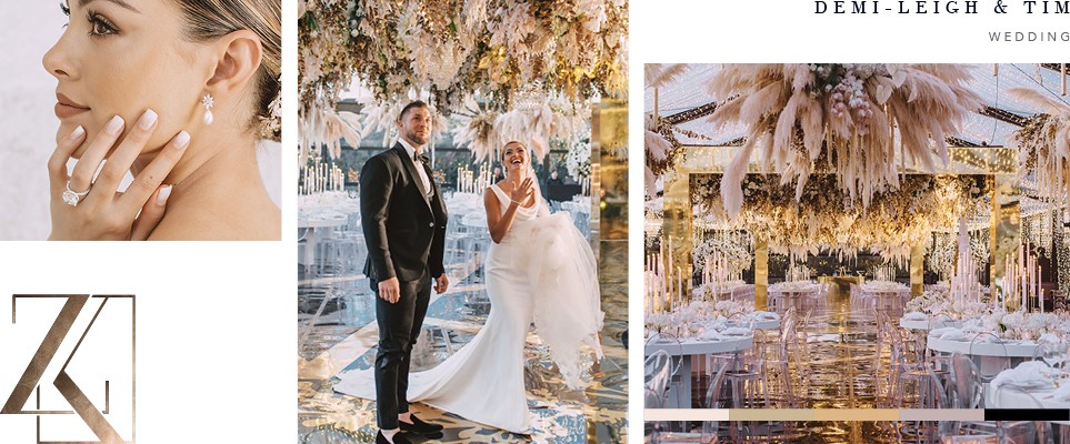 Demi & Tim Wedding